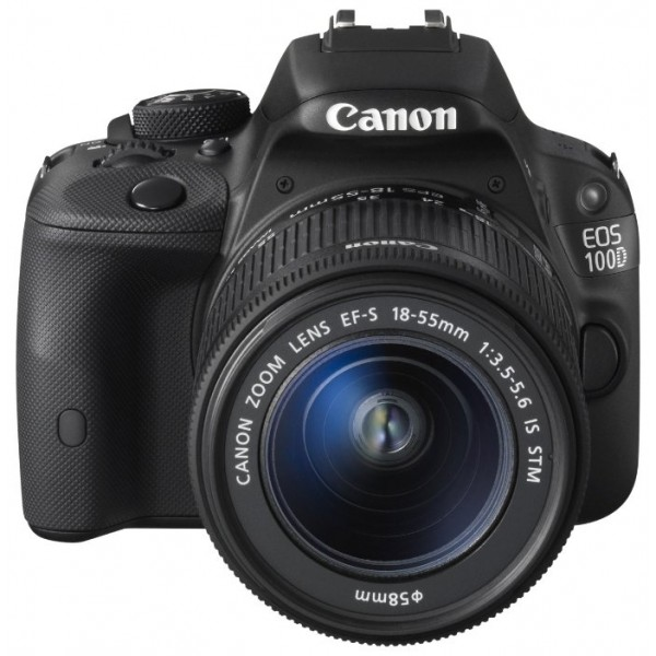 Canon EOS 100D Kit 40mm f/2.8 STM