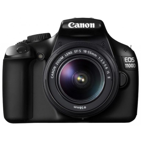 Canon EOS 1100D Kit 18-55mm f/3.5-5.6
