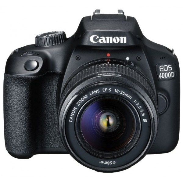 Canon EOS 4000D Kit 18-55mm f/3.5-5.6 III