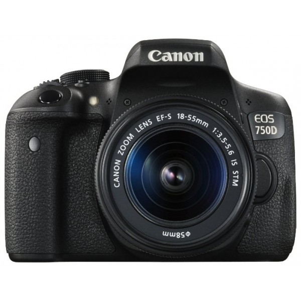 Canon EOS 750D Kit 18-135mm f/3.5-5.6 IS