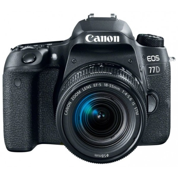 Canon EOS 77D Kit 18-135mm f/3.5-5.6 IS