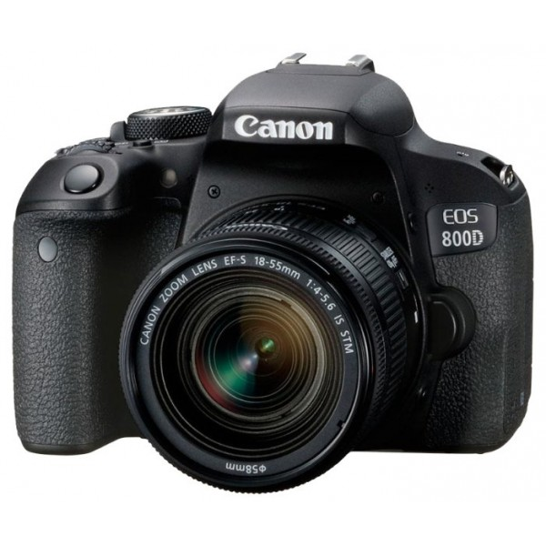 Canon EOS 800D Kit 18-55mm f/3.5-5.6 IS STM