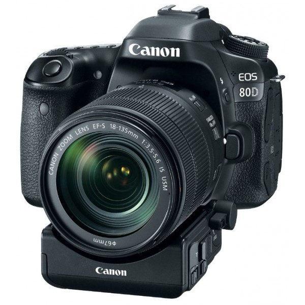 Canon EOS 80D Kit 18-135mm f/3.5-5.6 IS Nano USM