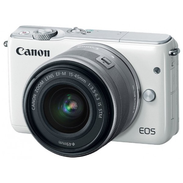 Canon EOS M10 Kit 15-45mm f/3.5-6.3 IS STM