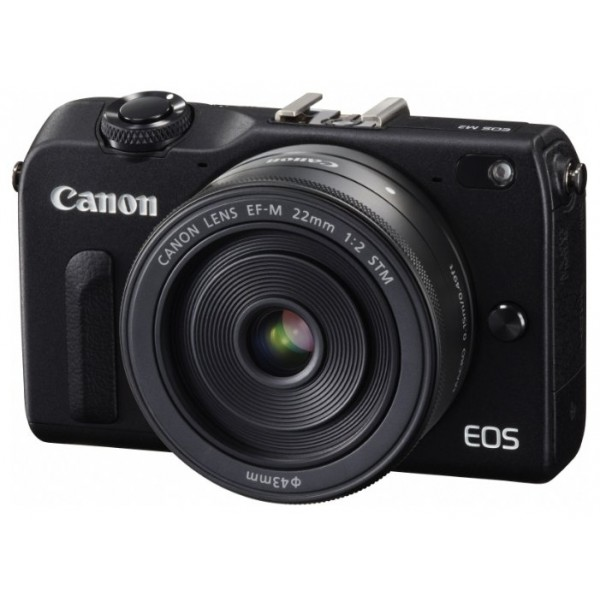 Canon EOS M2 Kit 22mm f/2 STM