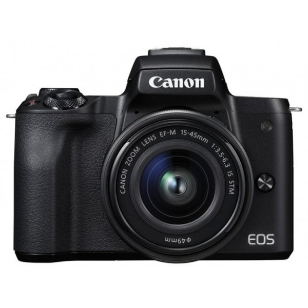 Canon EOS M50 Kit 15-45mm f/3.5-6.3 IS STM