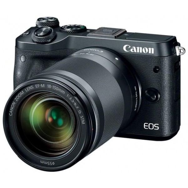 Canon EOS M6 Kit 18-55mm f/3.5-5.6 IS STM