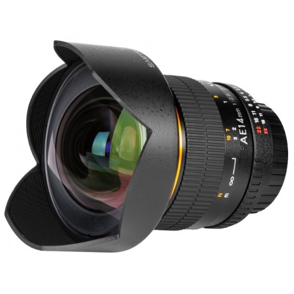 Samyang 14mm f/2.8 ED AS IF UMC Sony E