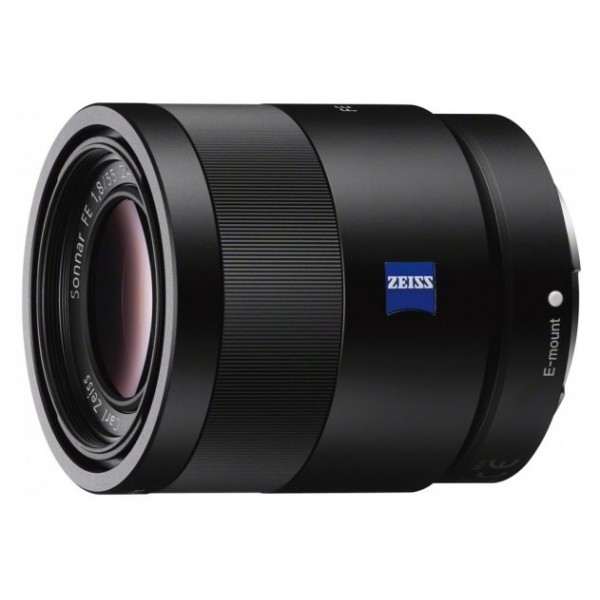 Sony Carl Zeiss Sonnar T* 55mm f/1.8 ZA