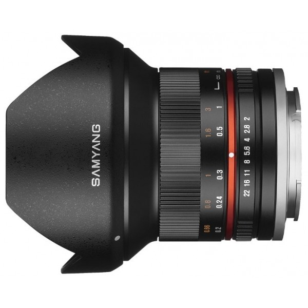 Samyang 12mm f/2.0 NCS CS Canon M