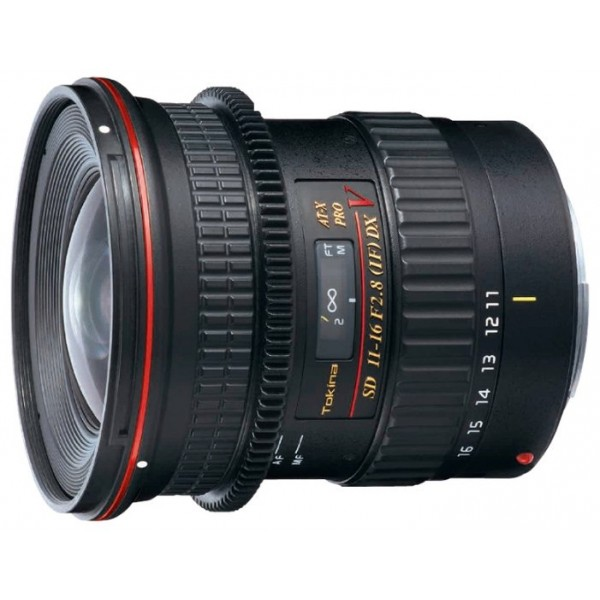 Tokina AT-X 11-16mm f/2.8 PRO DX V Canon EF-S