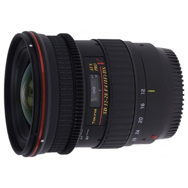 Tokina AT-X 12-18mm f/4 PRO DX V Canon EF-S