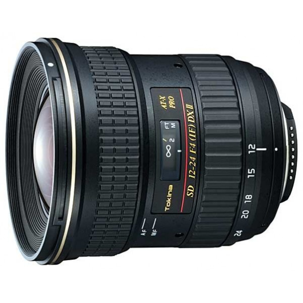 Tokina AT-X 12-24mm f/4 PRO DX II