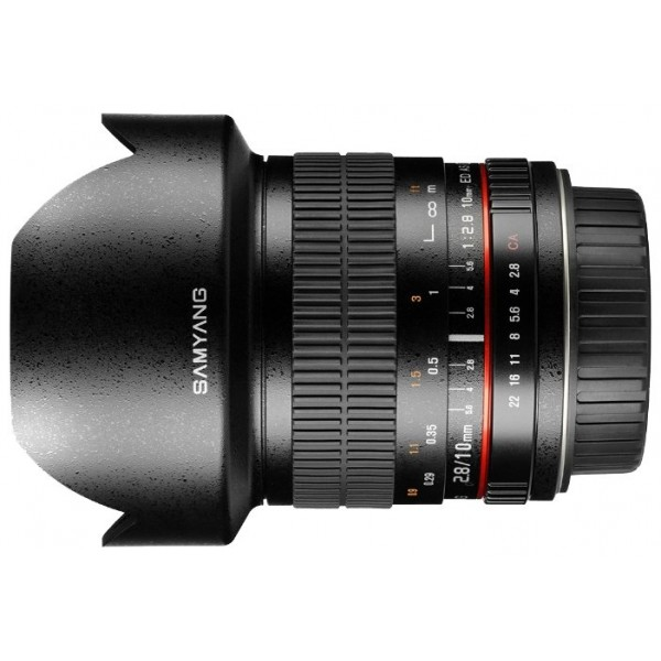 Samyang 10mm f/2.8 ED AS NCS CS Micro 4/3