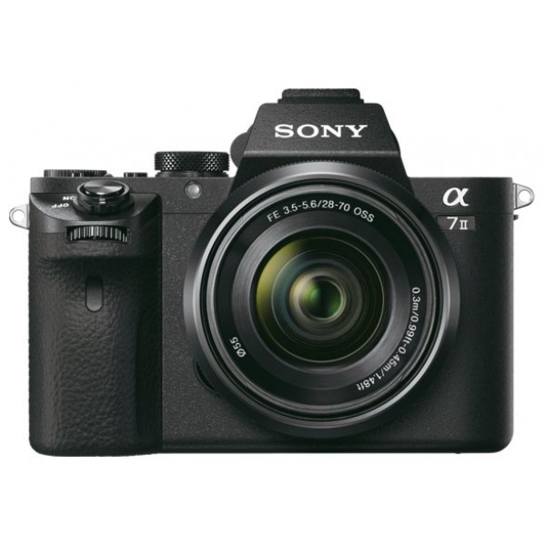 Sony Alpha ILCE-7M2 Kit 28-70mm f/3.5-5.6 OSS